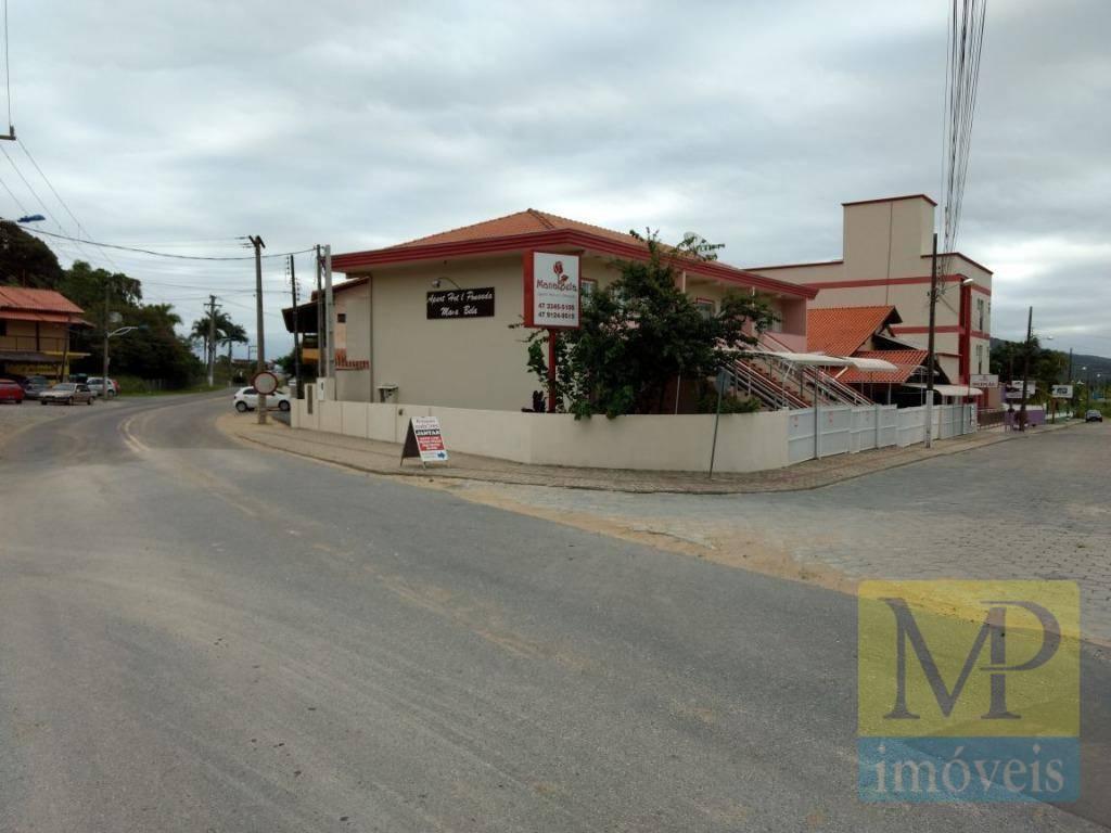 Pousada comercial à venda, Praia de Armação, Penha - PO0003.