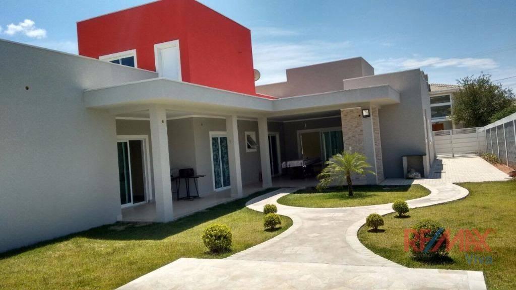 Casa à venda em Atibaia Condomínio Shambala II