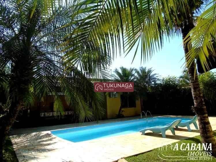 Casa à venda, 411 m² por R$ 680.000,00 - Toninhas - Ubatuba/SP
