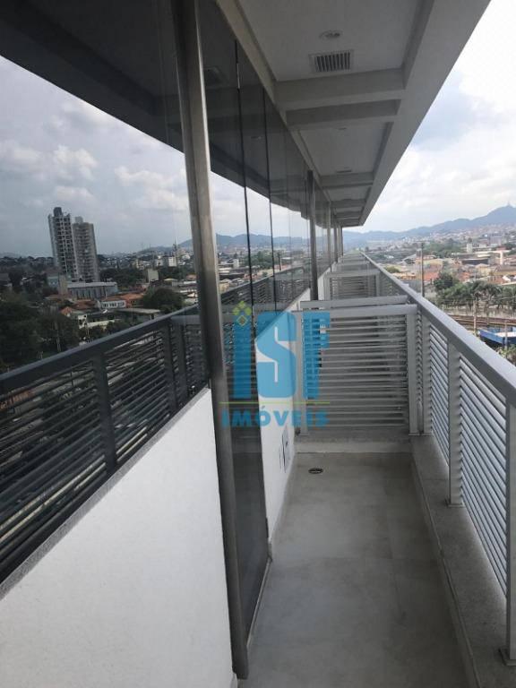 Sala à venda, 40 m² por R$ 240.000 e para Locação - Centro - Osasco/SP - SA0203.