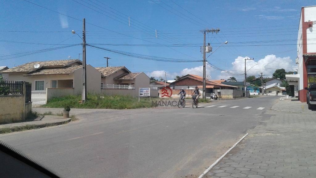 Terreno residencial à venda, São Cristóvão, Barra Velha.