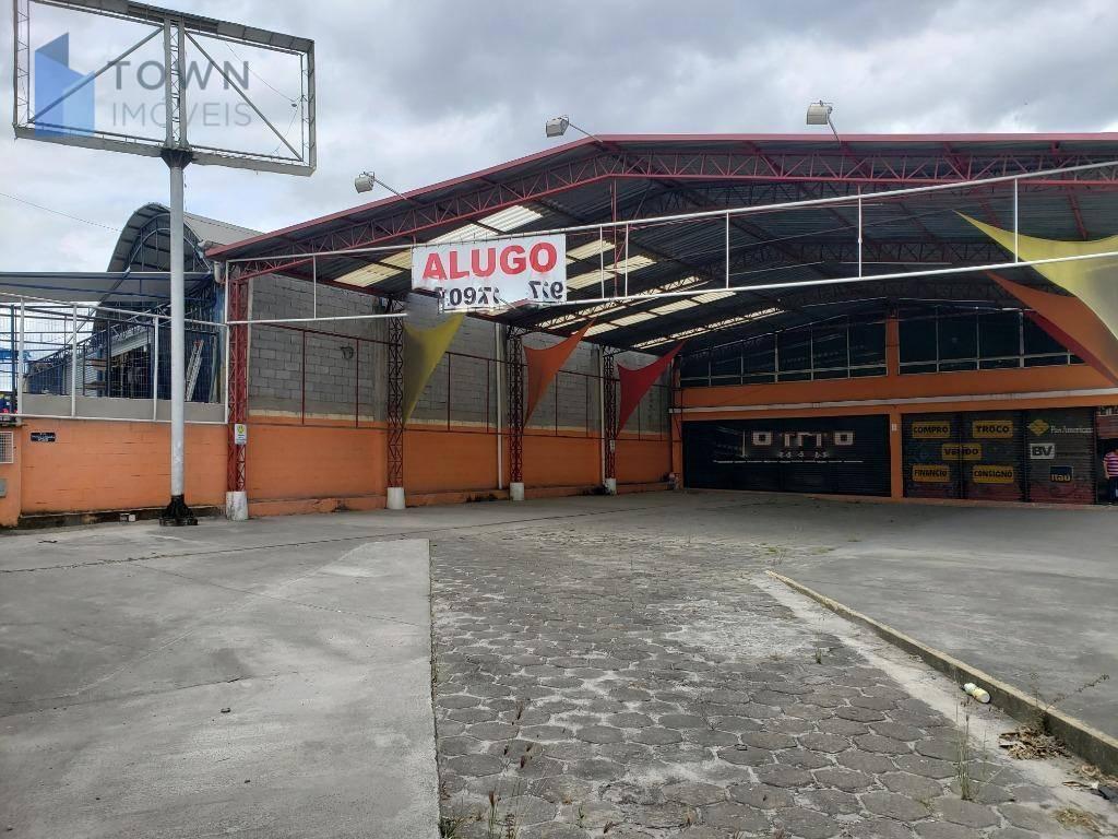 Galpão para alugar, 900 m² por R$ 15.000/mês - Raul Veiga - São Gonçalo/RJ