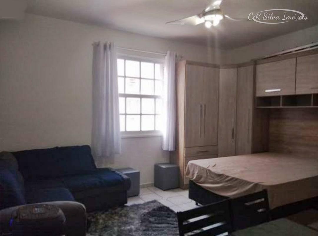 Kitnet com 1 dormitório à venda, 37 m² por R$ 150.000 - Centro - São Vicente/SP