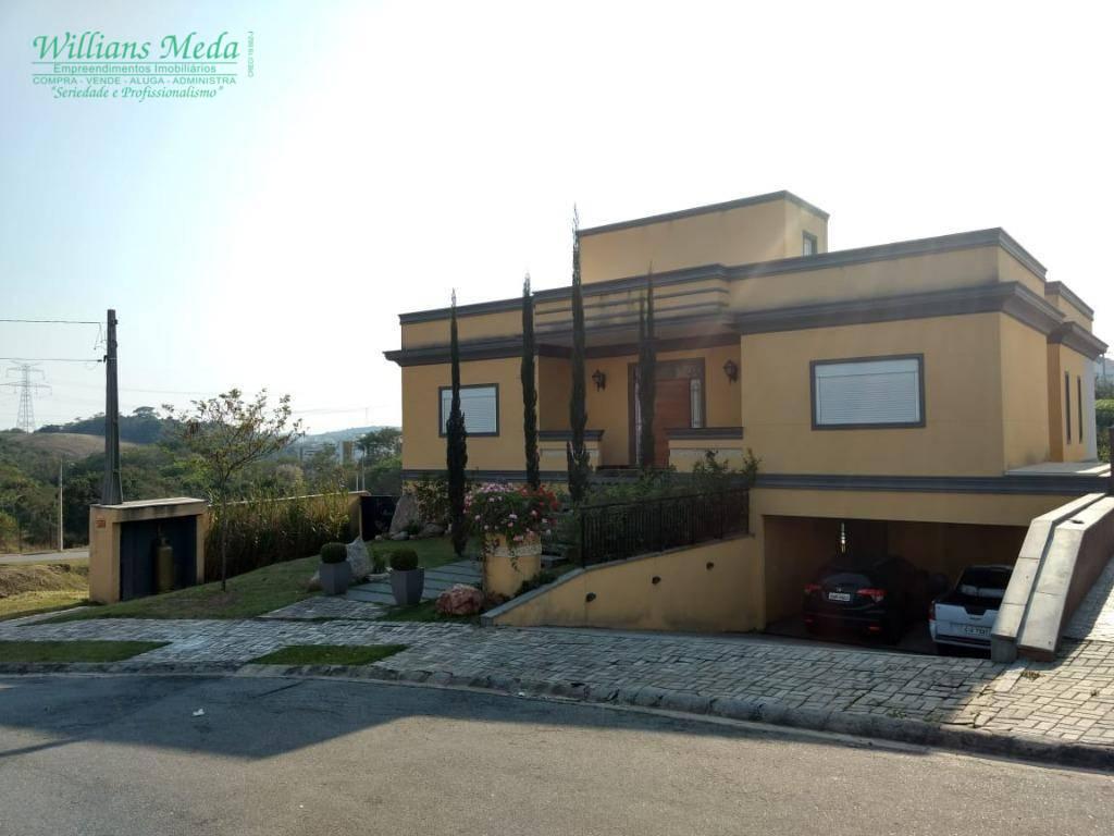 Sobrado à venda, 500 m² por R$ 1.850.000,00 - Cidade Parquelandia - Mogi das Cruzes/SP