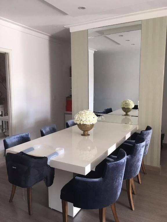Apartamento residencial à venda, Alphaville, Santana de Parn