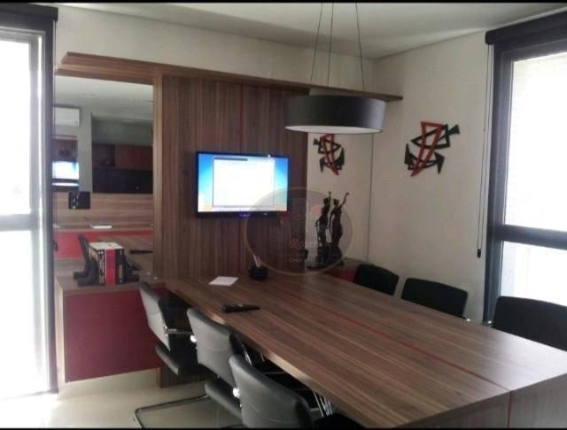 Sala para alugar, 44 m² por R$ 2.800,00/mês - Boqueirão - Santos/SP