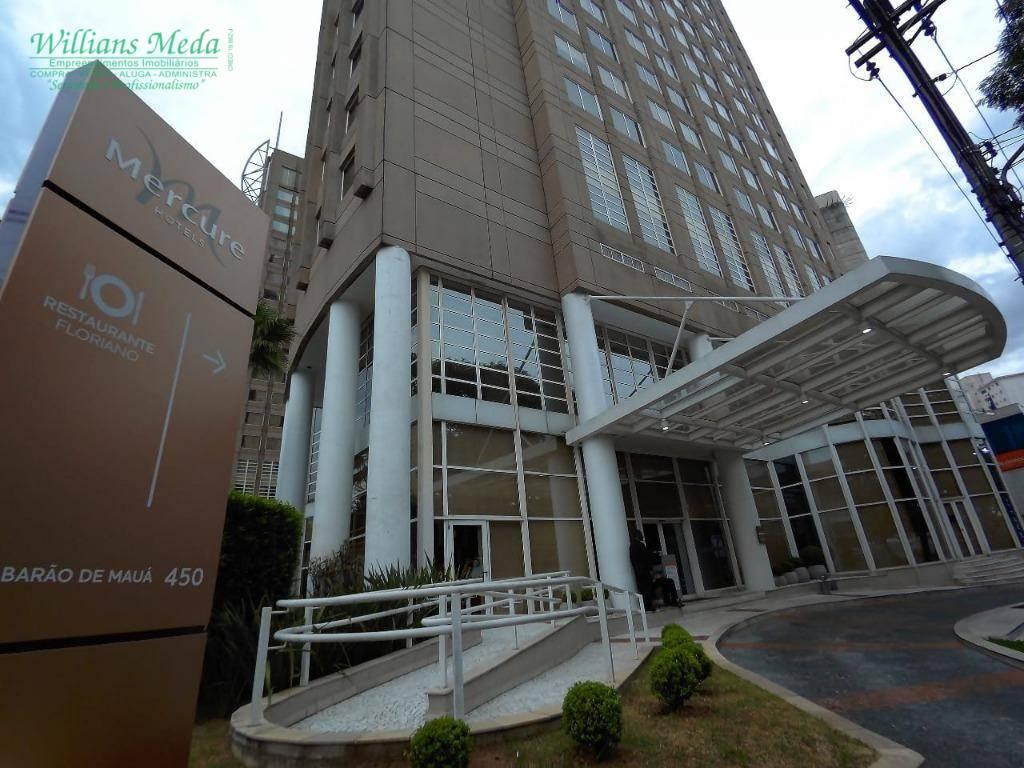 Flat com 1 dormitório à venda, 35 m² por R$ 175.000 - Centro - Guarulhos/SP