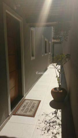 Sobrado residencial à venda, Parque Continental II, Guarulhos - SO0376.