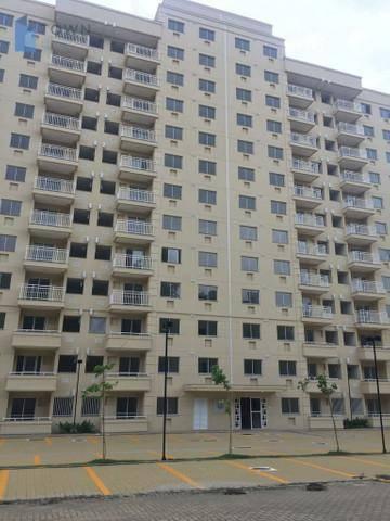 Apartamento com 2 dormitórios para alugar, 60 m² por R$ 1.500,00/mês - Maria Paula - Niterói/RJ