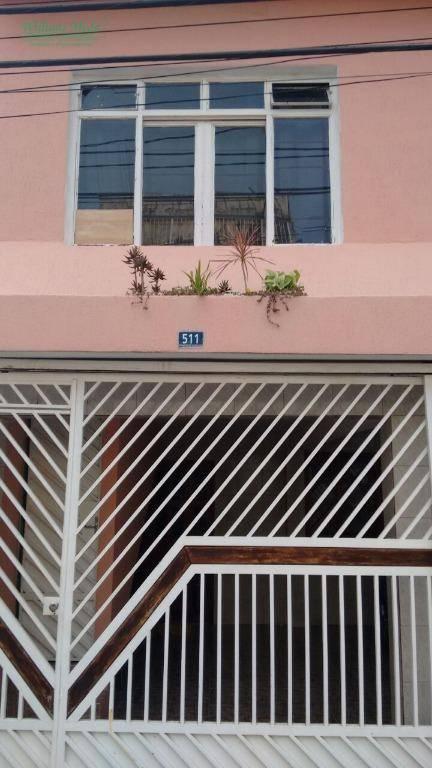 Sobrado com 3 dormitórios à venda, 100 m² por R$ 369.000,00 - Jardim Bom Clima - Guarulhos/SP