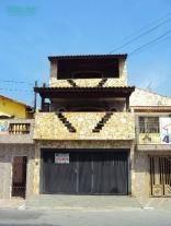Sobrado residencial para locação, Jardim Pinhal, Guarulhos -