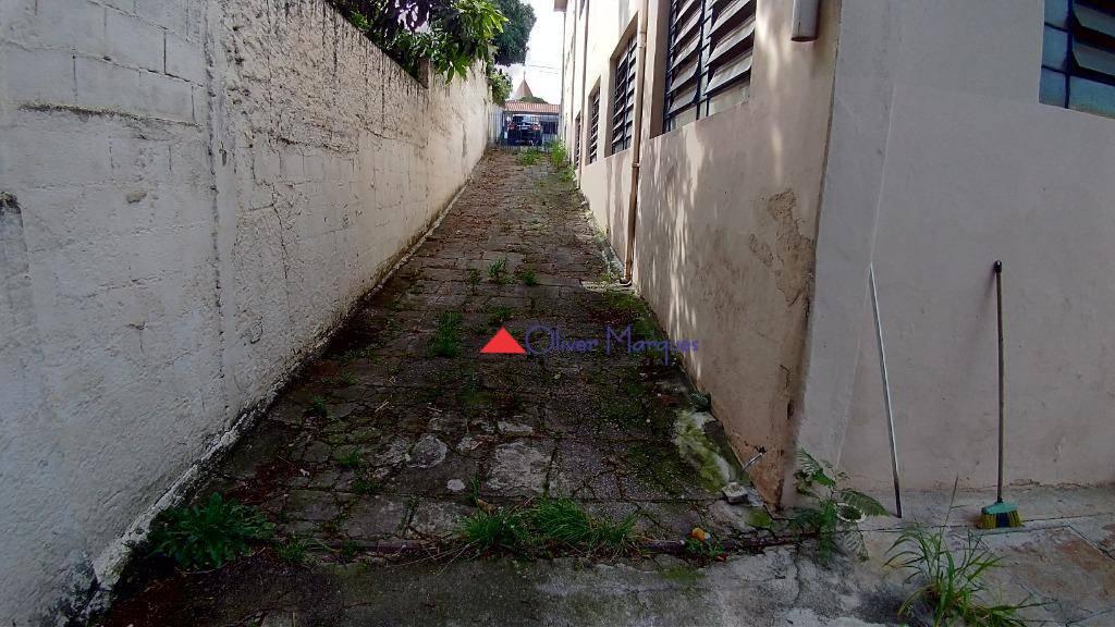 Galpão para alugar, 420 m² por R$ 4.500,00/mês - Ayrosa - Osasco/SP