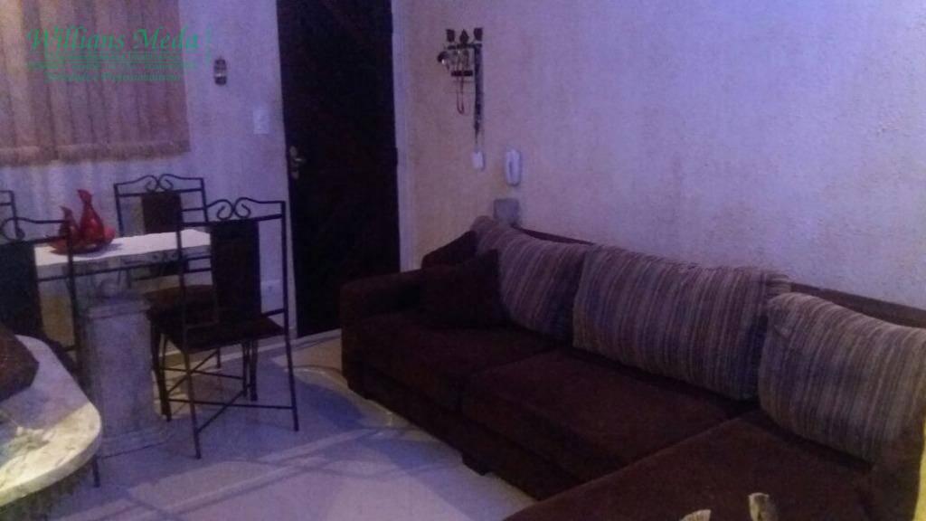 Apartamento residencial à venda, Jardim Tranqüilidade, Guarulhos.