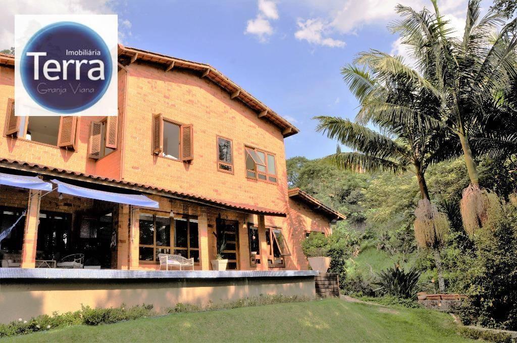 Casa residencial à venda, Granja Carneiro Viana, Granja Viana.