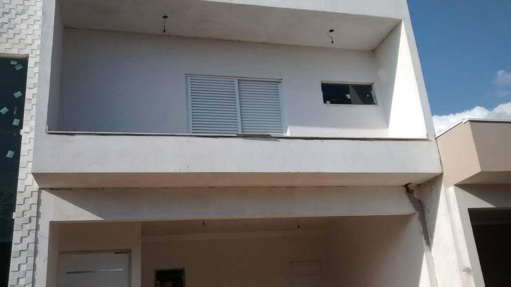 Casa 3 Dorm, Condomínio Campos do Conde, Paulinia (CA1588)