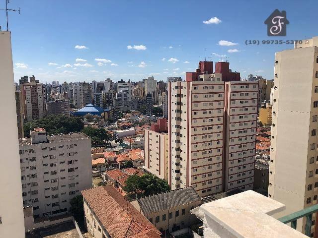 Kitnet residencial à venda, Botafogo, Campinas - KN0047.