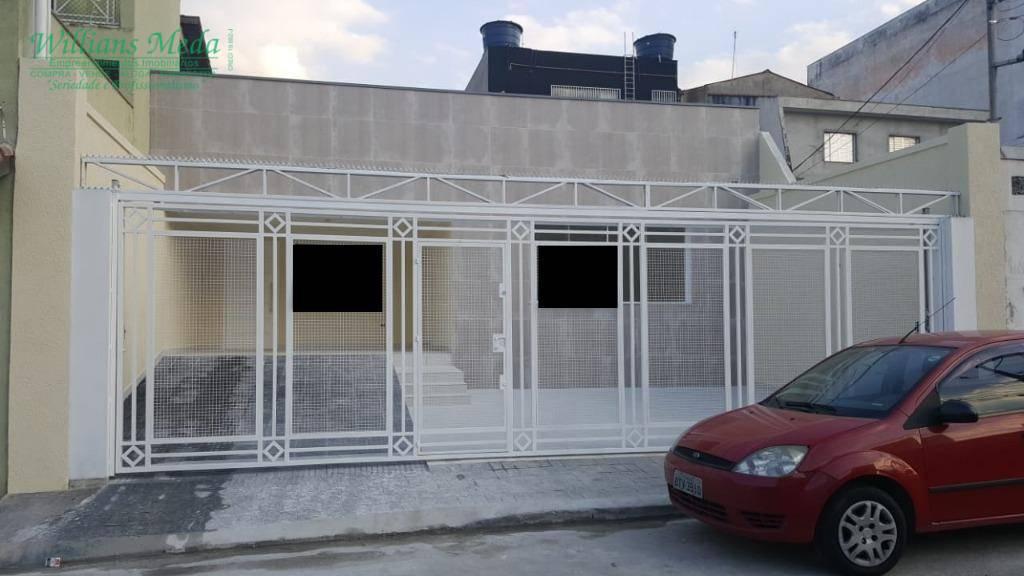 Casa à venda, 170 m² por R$ 690.000  - Jardim Santa Mena - Guarulhos/SP