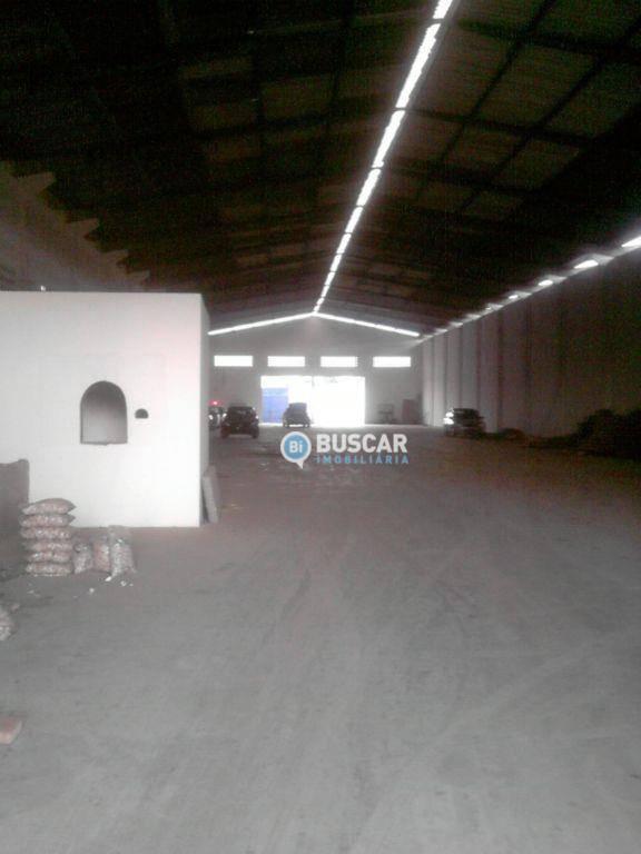 Galpão para alugar, 1800 m² por R$ 15.000/mês - Caseb - Feira de Santana/BA