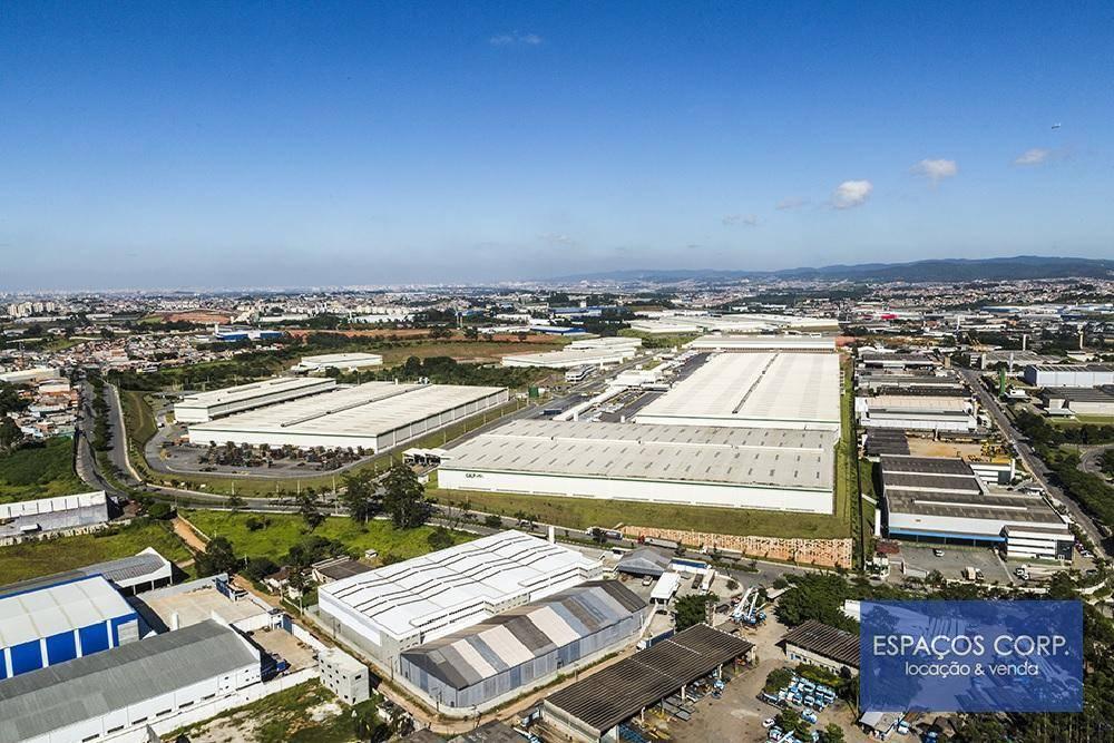 Galpão para alugar, 10880 m² por R$ 272.000,00/mês - Água Chata - Guarulhos/SP