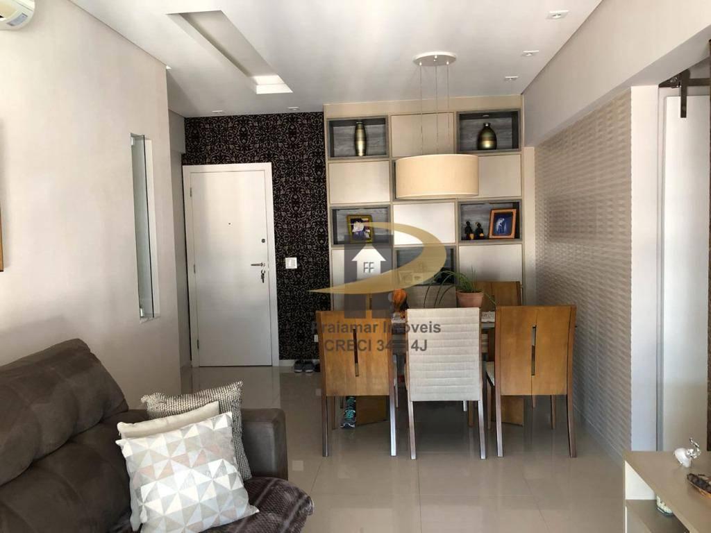 Apartamento à venda, 112 m² por R$ 950.000,00 - Gonzaga - Santos/SP