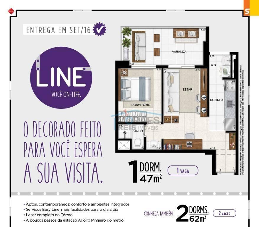 Apartamento para Venda/Locação - Jardim Santo Amaro