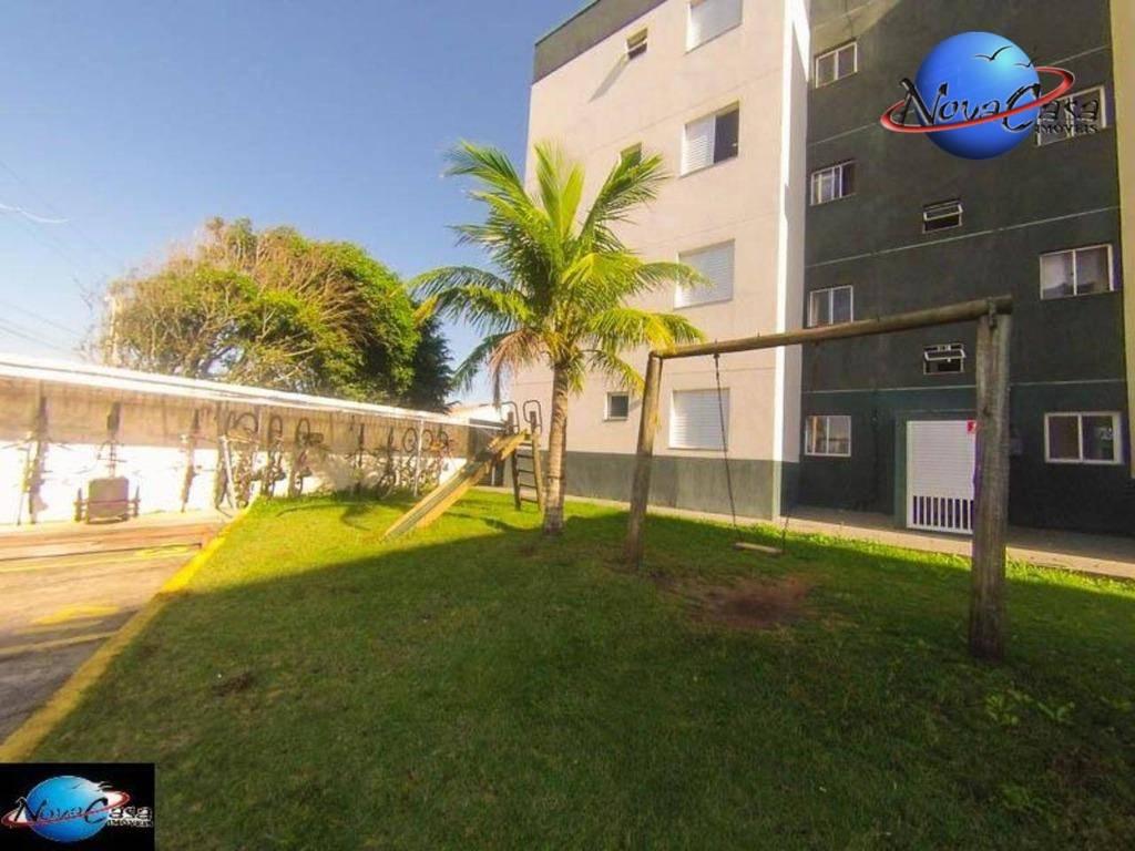 Apartamento com 2 dormitórios à venda, 52 m² por R$ 135.000 - Agenor de Campos - Mongaguá/SP