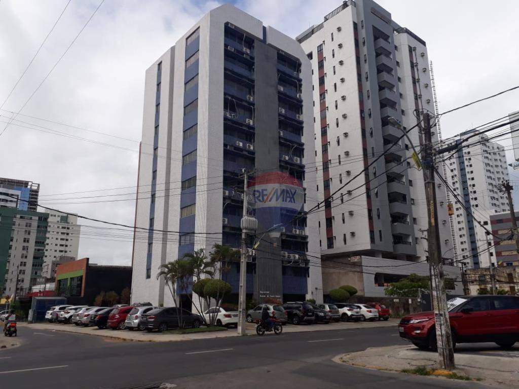 Sala para alugar, 30 m² por R$ 800,00/mês - Boa Viagem - Recife/PE