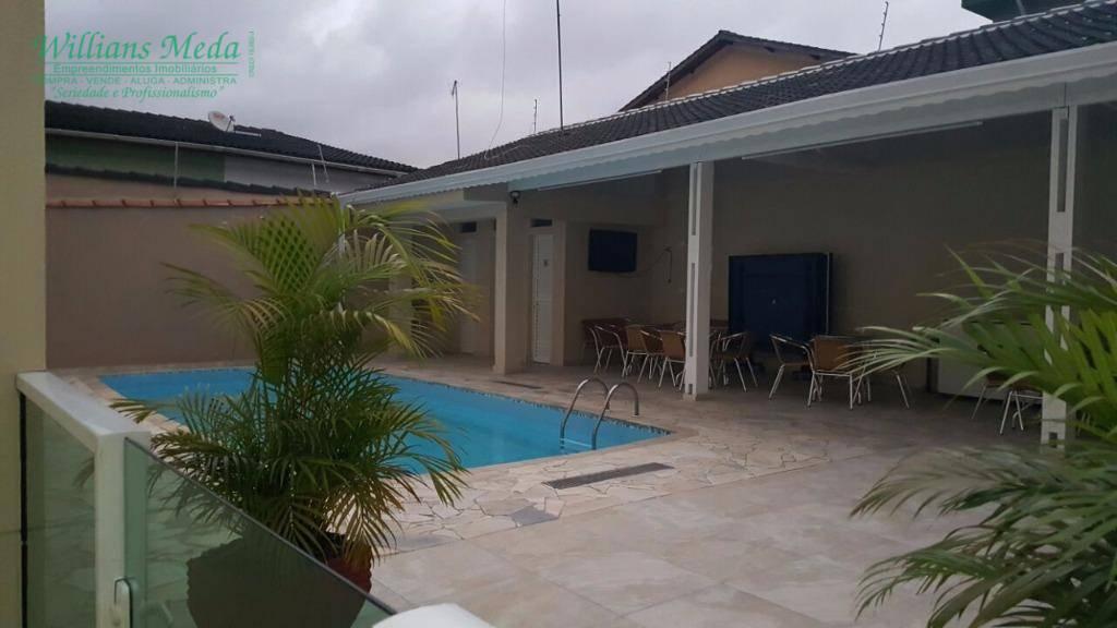 Sobrado  residencial à venda, Vila São Judas Tadeu, Guarulhos.