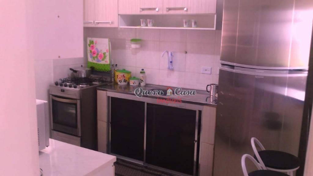 Apartamento residencial para locação, Jardim Odete, Guarulho