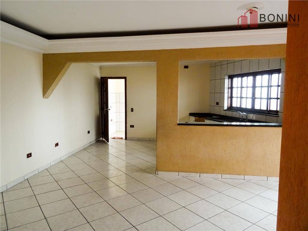 Casa 3 Dorm, Residencial Vale das Nogueiras, Americana (SO0031) - Foto 1