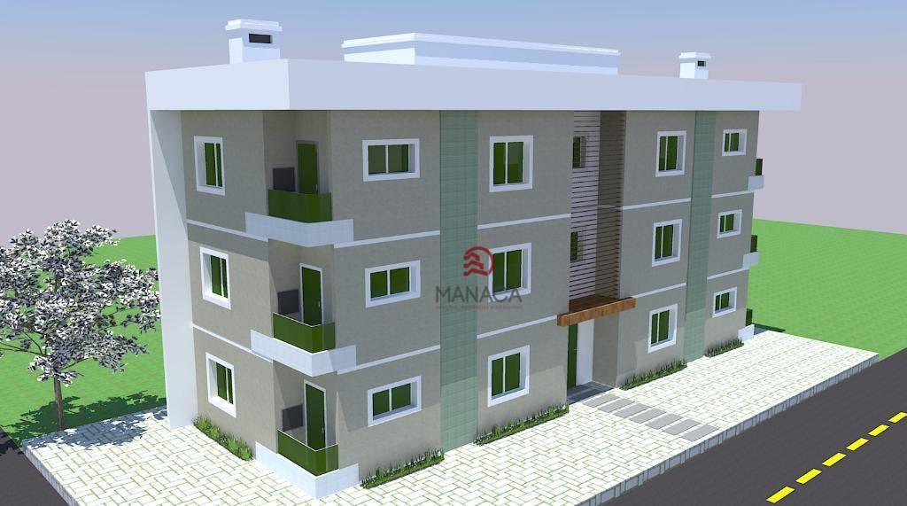 Apartamento residencial à venda, Jardim Icarai, Barra Velha.