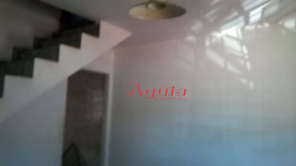 Sobrado residencial à venda, Vila Luzita, Santo André - SO0519.