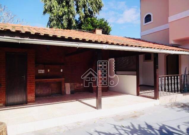 Casa para alugar por R$ 2.300/mês - Piratininga - Niterói/RJ