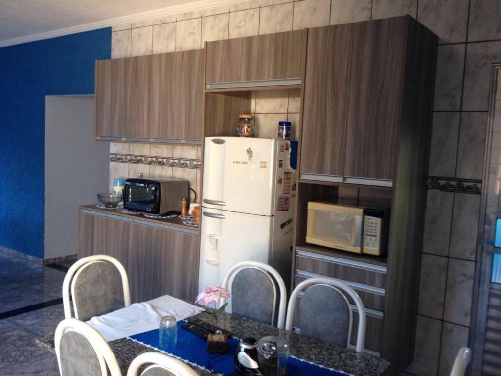 Casa 3 Dorm, Residencial Parque Pavan, Sumare (CA1728) - Foto 6