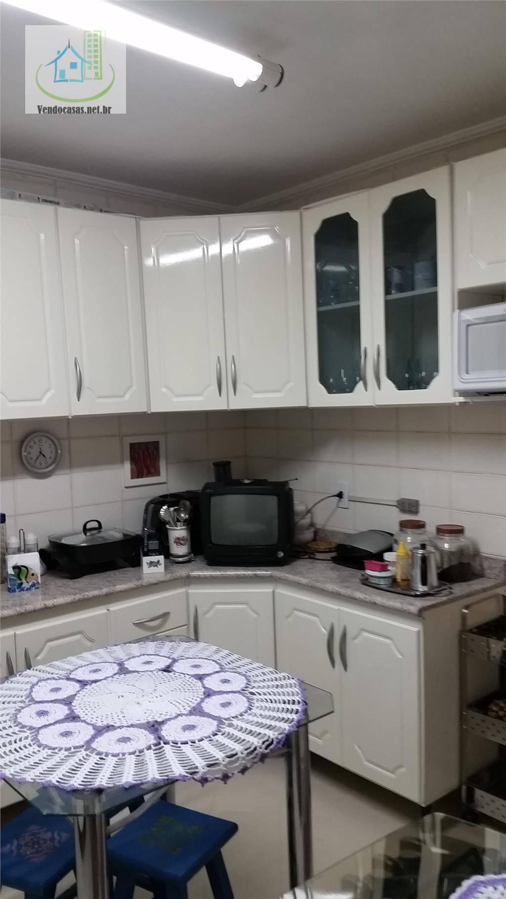 Sobrado de 3 dormitórios à venda em Vila Campestre, São Paulo - SP