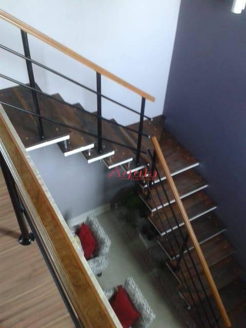 Casa com 2 dormitórios à venda, 220 m² por R$ 500.000 - Vila João Ramalho - Santo André/SP