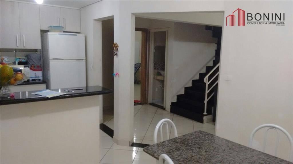 Casa 3 Dorm, Parque Residencial Jaguari, Americana (SO0093) - Foto 5