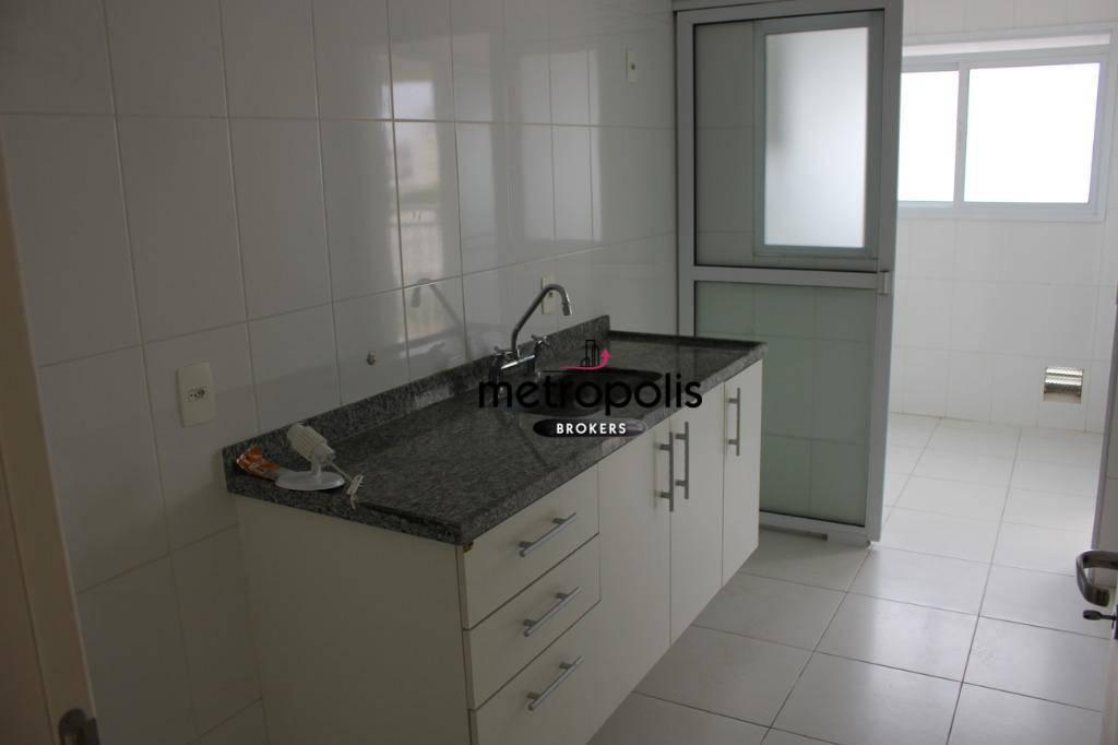 Apartamento residencial para locação, Centro, São Caetano do Sul.