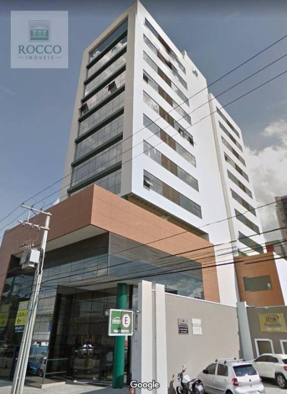 Sala comercial para locação, Centro, São José dos Pinhais.