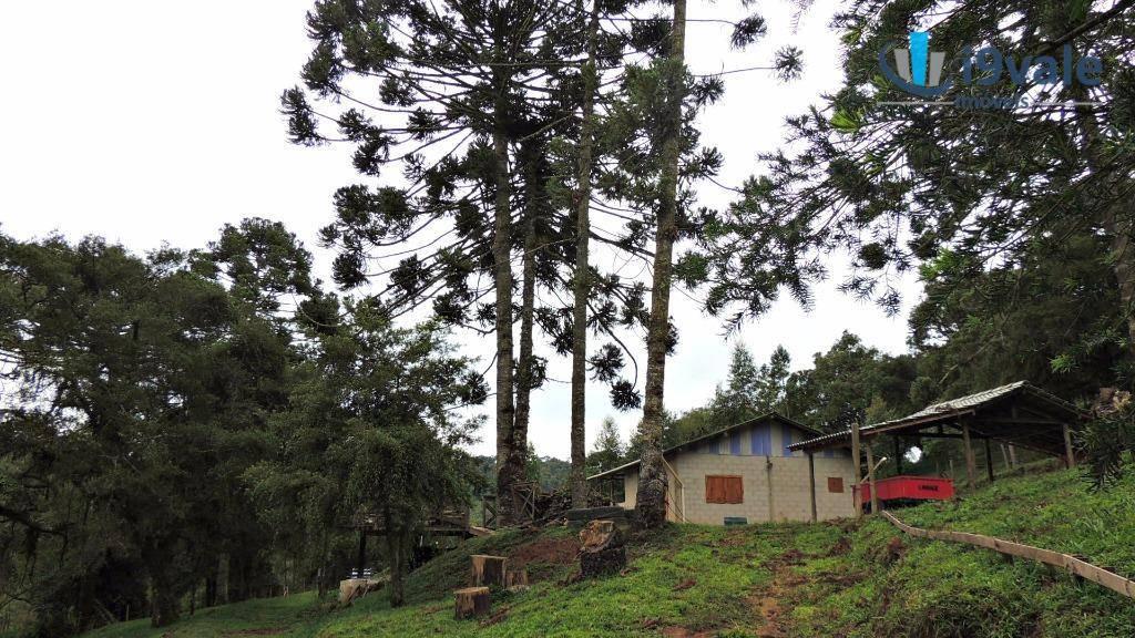 Chácara de 2 dormitórios à venda em Centro, Gonçalves - MG