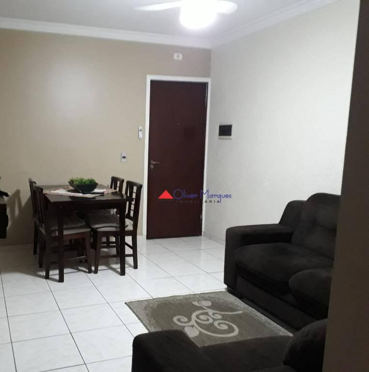 Apartamento à venda, 52 m² por R$ 196.100,00 - Carapicuíba - Carapicuíba/SP