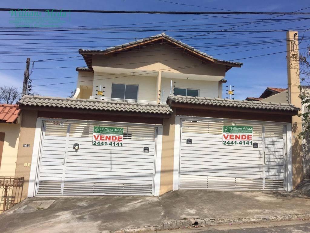 Casa residencial à venda, Jardim Adriana, Guarulhos.