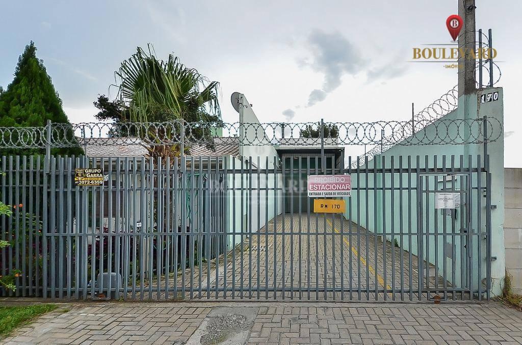 Barracão à venda, 845 m² por R$ 2.274.000 - Boqueirão - Curitiba/PR
