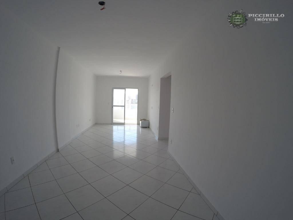 Apartamento à venda, 94 m² por R$ 370.000,00 - Vila Guilhermina - Praia Grande/SP