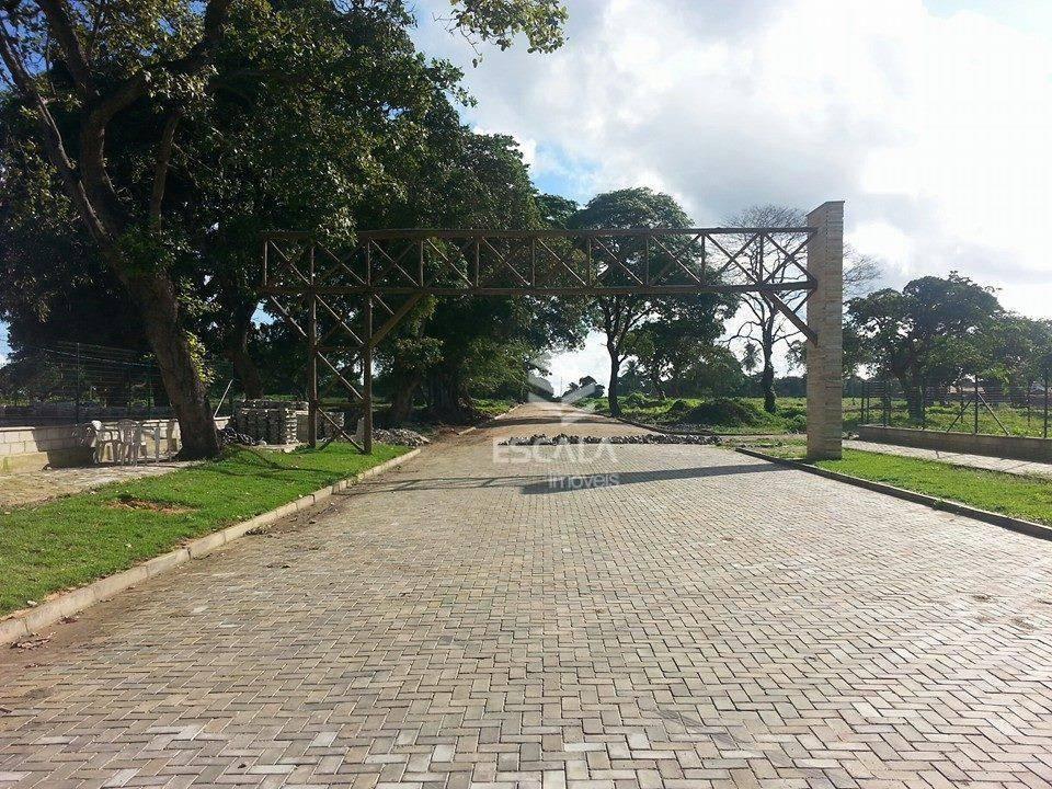 Terreno à venda Vila de Soure, 250 m² por R$ 75.000 - Lagoa do Banana - Caucaia/CE