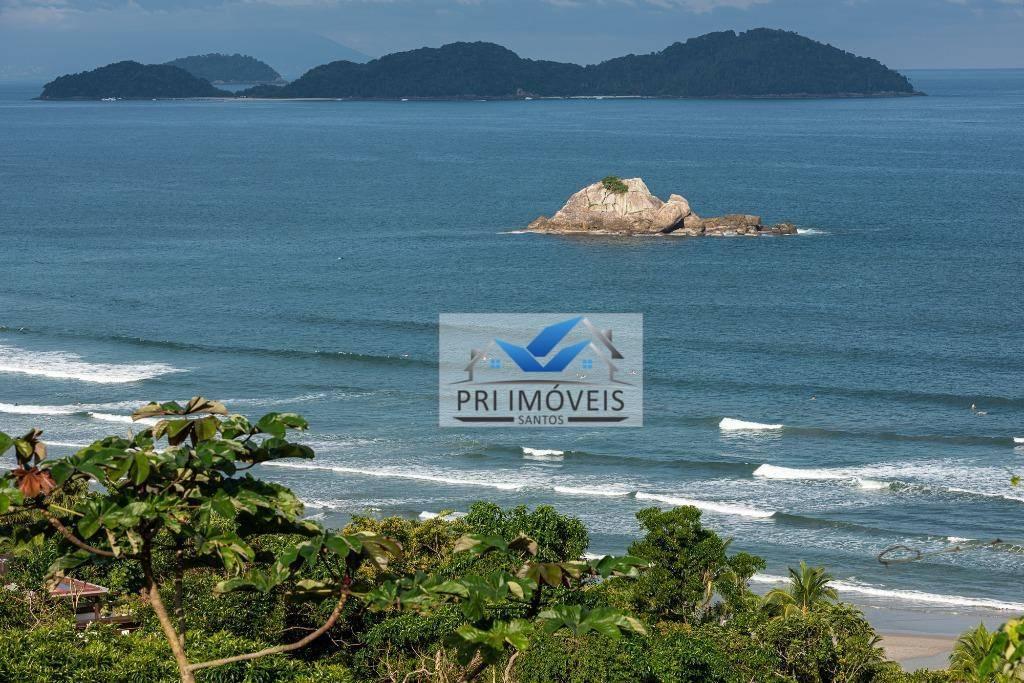 Casa para alugar, 327 m² por R$ 16.000,00/mês - Praia do Una - São Sebastião/SP