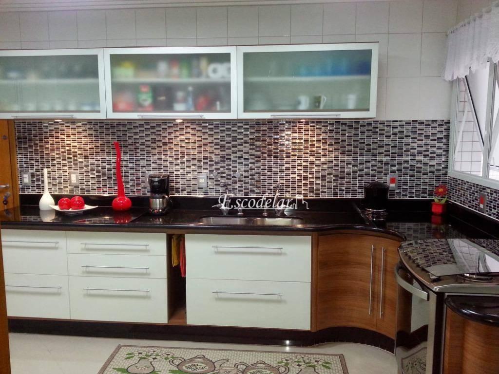 Apartamento com 3 dormitórios à venda, 123 m² por R$ 970.000,00 - Santa Paula - São Caetano do Sul/SP