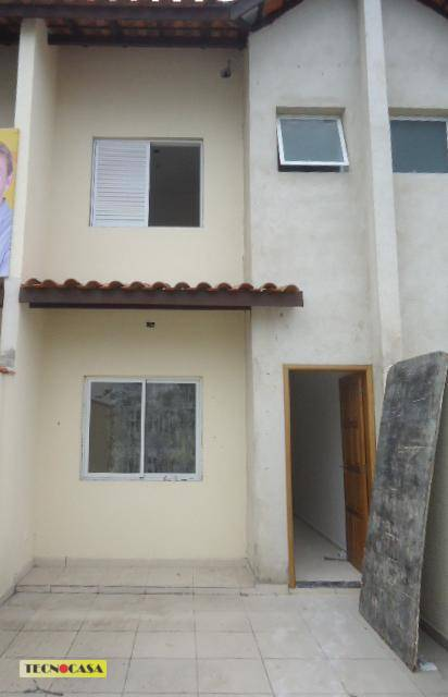 Sobrado residencial à venda, Vila Mirim, Praia Grande - SO0514.