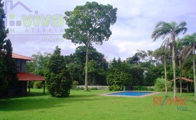 Chácara com 10 dormitórios à venda, 5534 m² por R$ 1.750.000 - Mairiporã - Mairiporã/SP