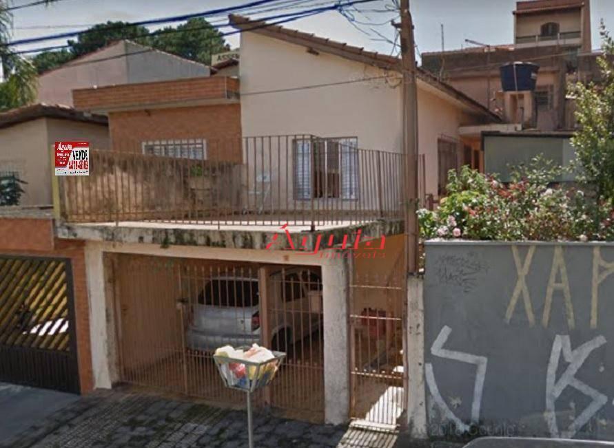 Casa Residencial à venda, Parque Novo Oratório, Santo André - CA0446.